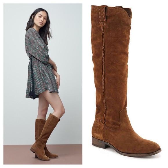 Frye Cara Tall Boot r2zE5